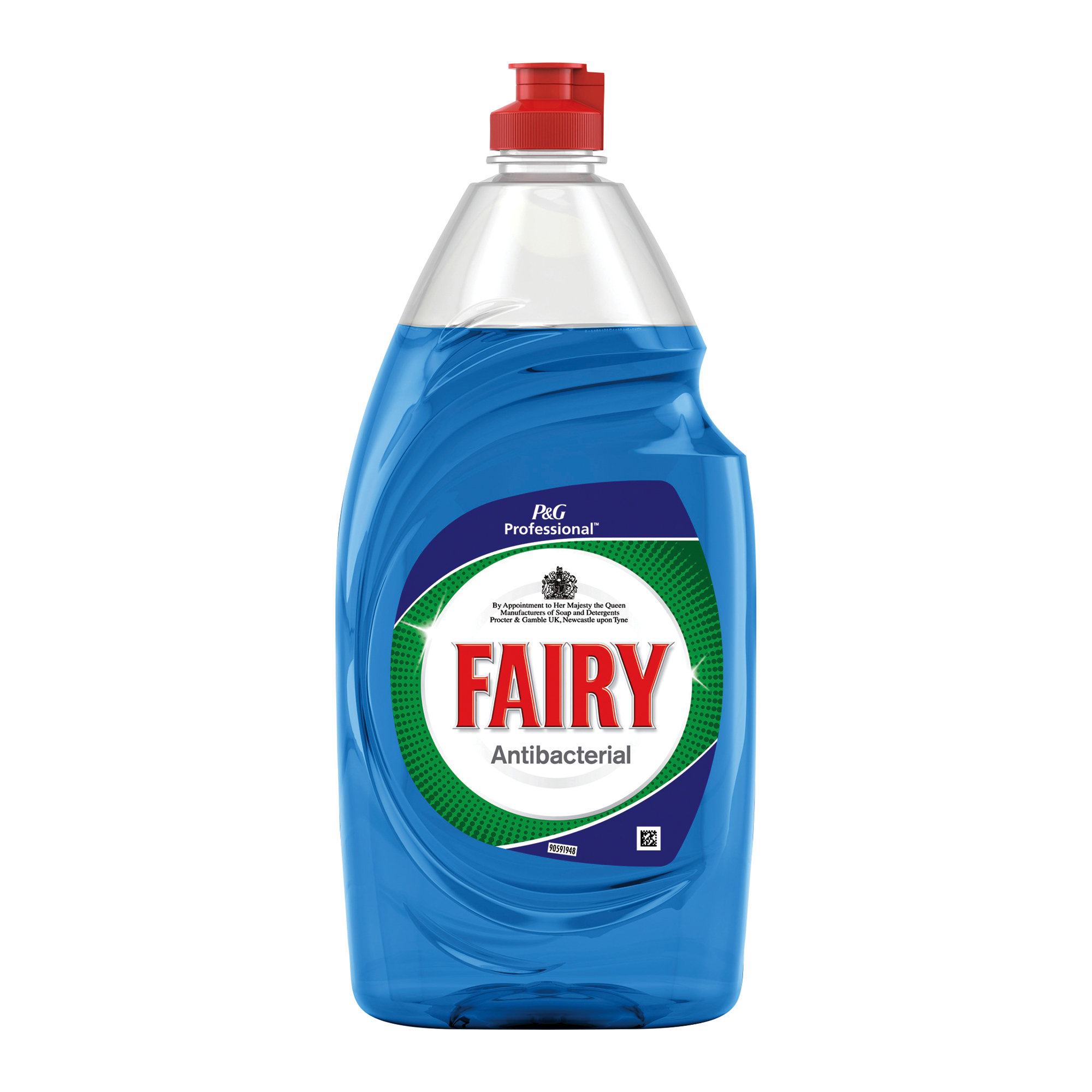 Dishwashing products Fairy Professional Antibac Washing Up Liquid 870ml Ref 73405