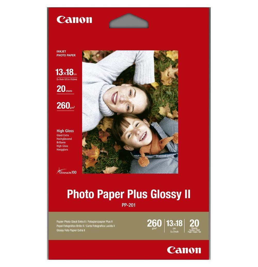 Image for Canon Photo Inkjet Paper Gloss 260gsm White Ref 2311B018A [20 Sheets]