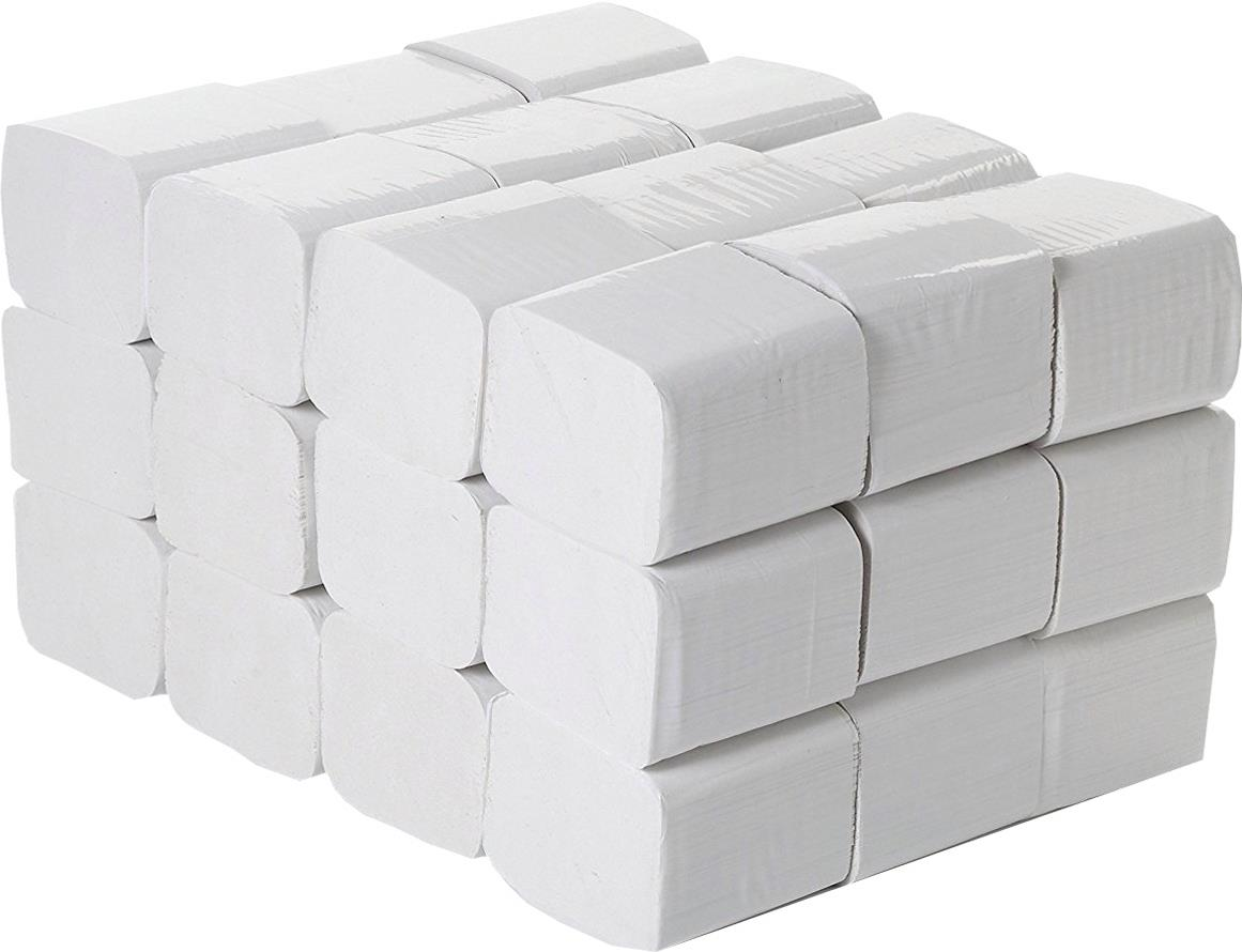 Maxima 2067 Toilet Tissue Bulk Pack 2-Ply Sleeves of 250 Sheets White Ref 1102003 [36 Sleeves]