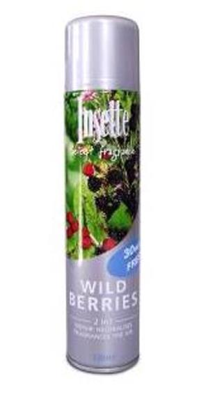 Insette Air Freshener Wild Berry 300ml Ref 1008167