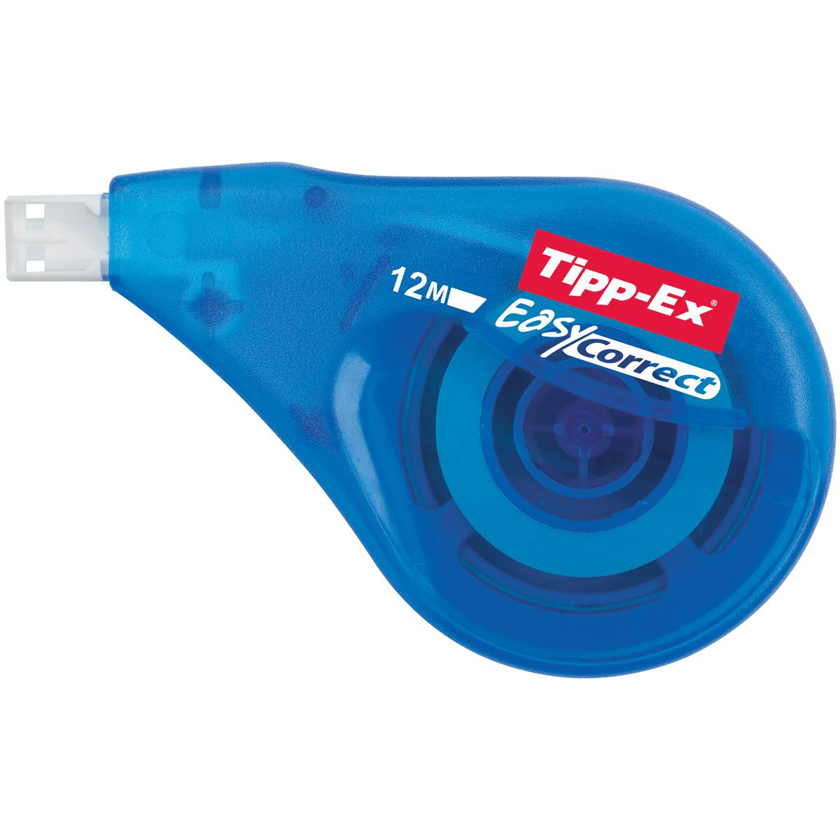 Correction Tape Tipp-Ex Easy-correct Correction Tape Roller 4.2mmx12m Ref 8290352 Pack 10