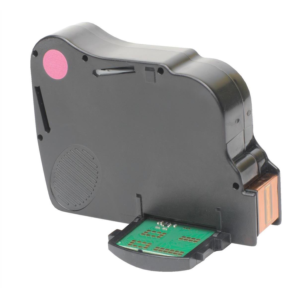 Image for Totalpost Franking Inkjet Cartridge Red [Neopost 300206 Equivalent] Ref 10178-800