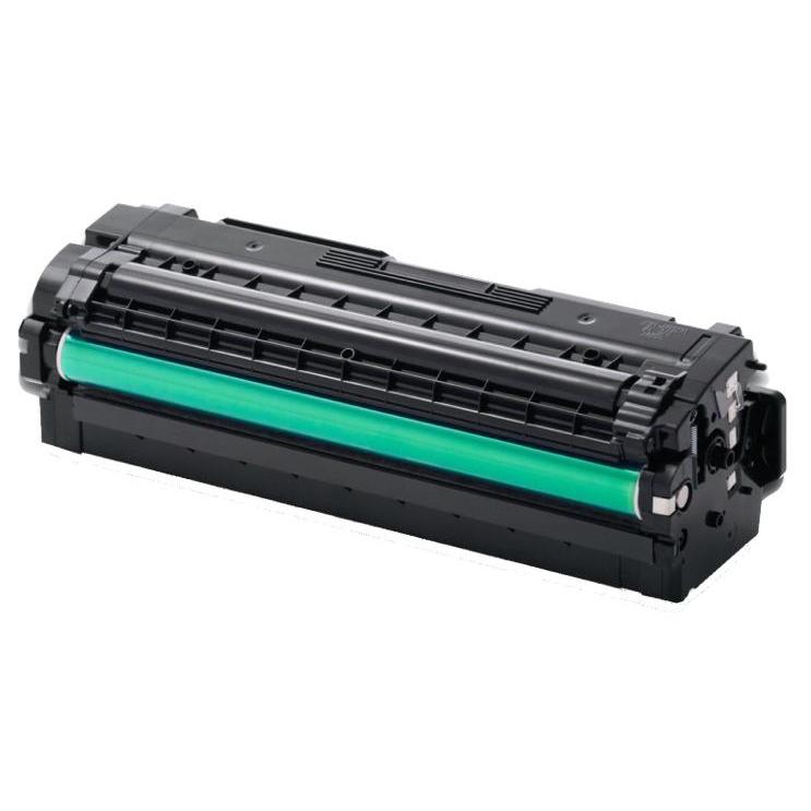 Samsung CLT-Y506S Laser Toner Cartridge Page Life 1500pp Yellow Ref SU524A
