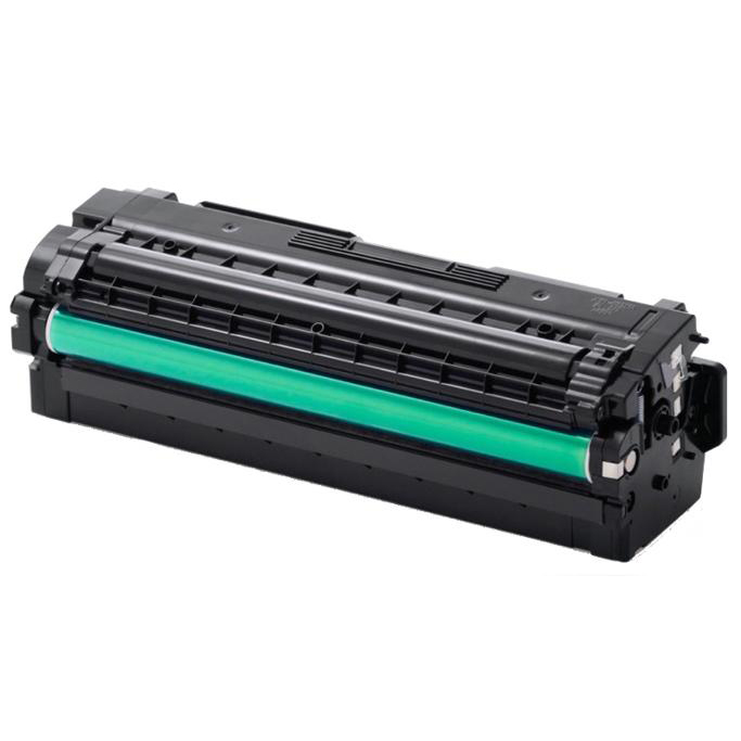 Samsung CLT-K506L Laser Toner Cartridge High Yield Page Life 6000pp Black Ref SU171A