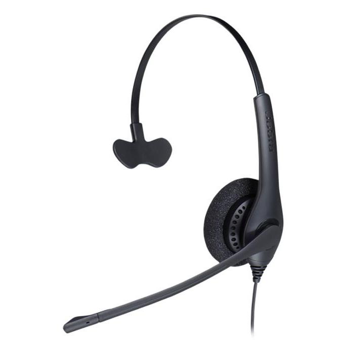 Headsets Jabra BIZ 1500 Mono Headset Ref 1513-0154