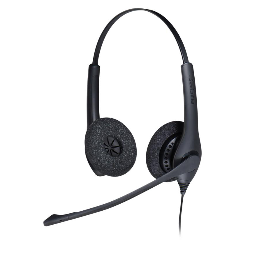 Headsets Jabra BIZ 1500 Duo Headset Ref 1519-0154