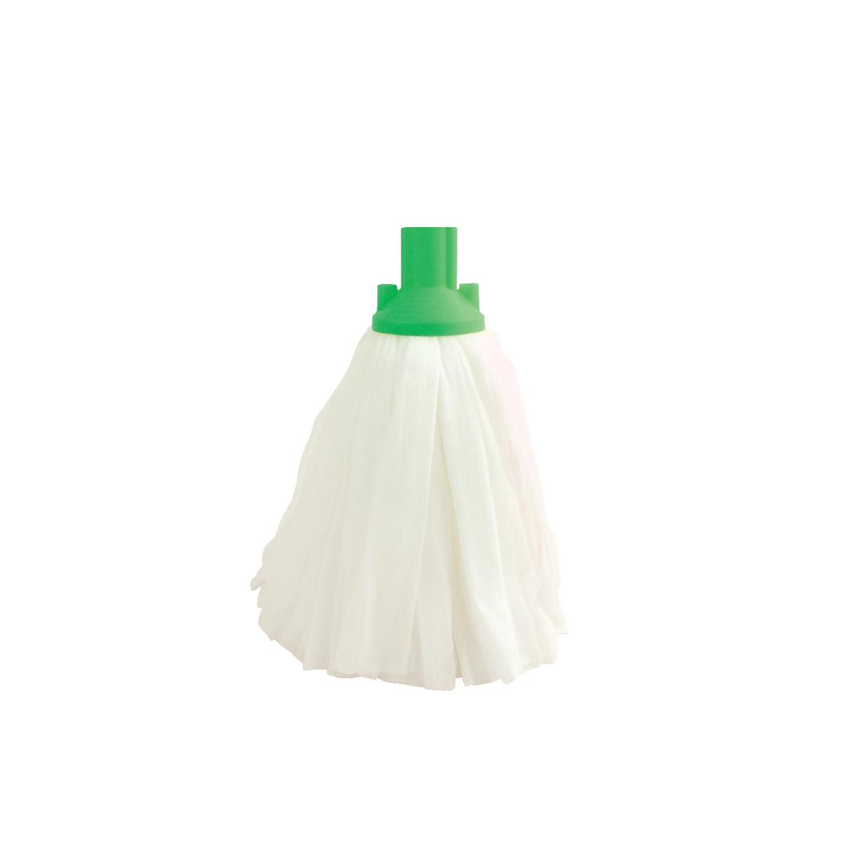 Bentley Disposable Socket Mop Head 120g Green Ref SPC/DSM120/G