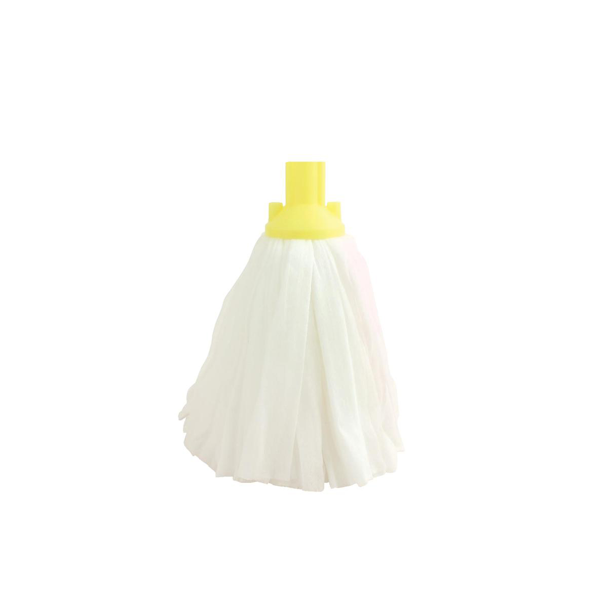 Image for Bentley Disposable Socket Mop Head 120g Yellow Ref SPC/DSM120/Y