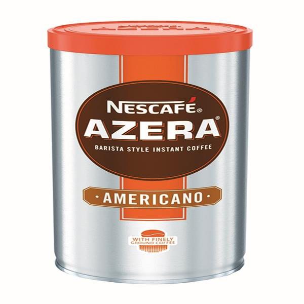Coffee Nescafe Azera Instant Coffee Americano 100g Tin Ref 12226999