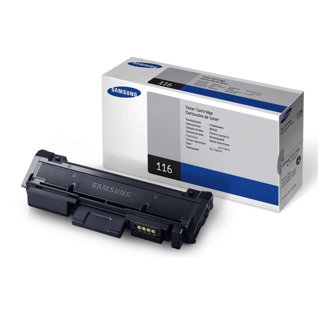 Samsung Laser Toner Cartridge Page Life 1200pp Black Ref SU840A