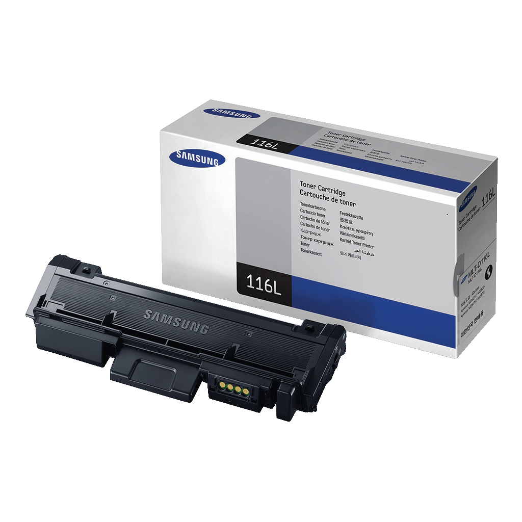 Image for Samsung Laser Toner Cartridge High Yield Page Life 3000pp Black SU828A
