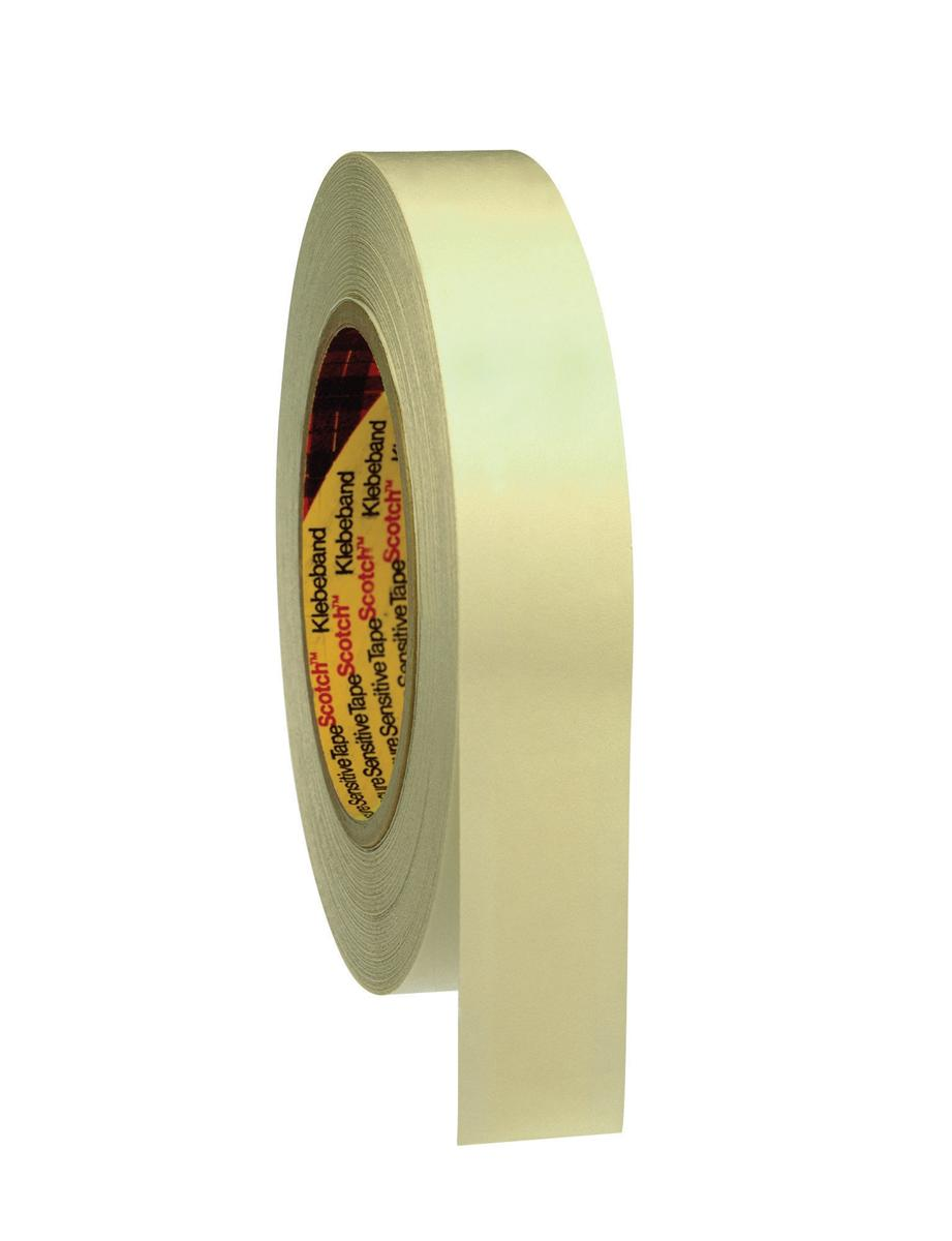 Image for Scotch Artists Tape Double Sided with Liner for Mounting and Holding 25mmx33m Ref DS2533 [Pack 6]
