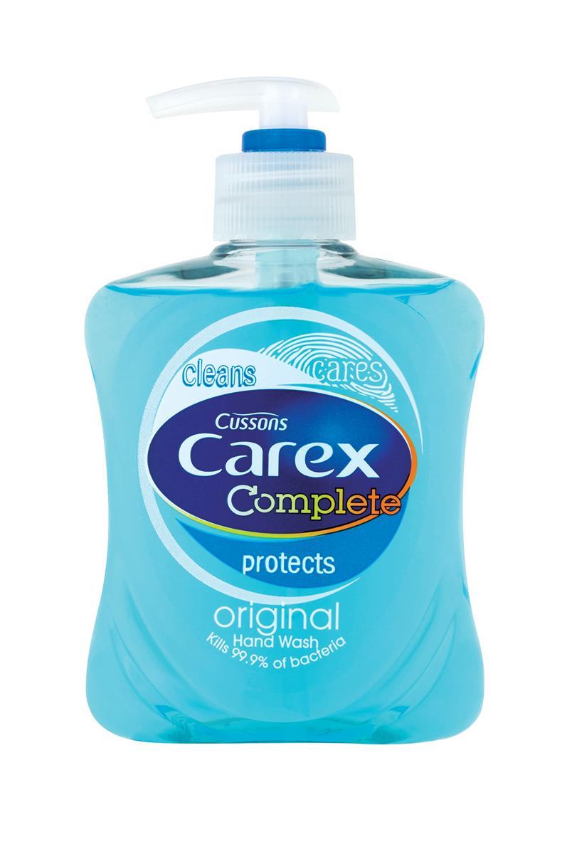 Carex Liquid Soap Hand Wash 250ml Ref 91055
