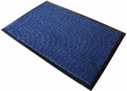 Image for Floortex Door Mat Dust and Moisture Control Polypropylene 900mmx1200mm Blue