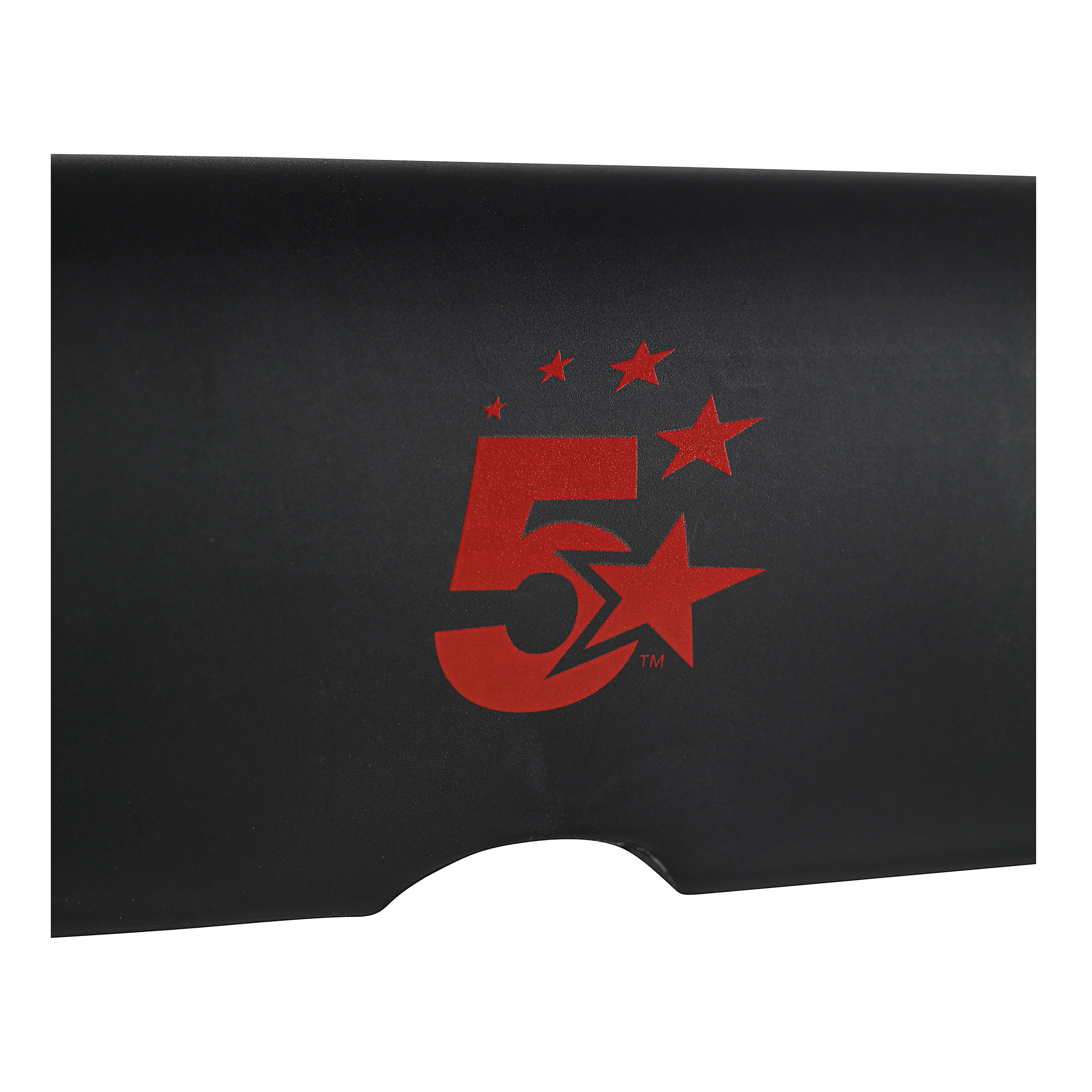 5 Star Office Flipchart Easel with W670xH990mm Board W700xD82xH1900mm Black Trim