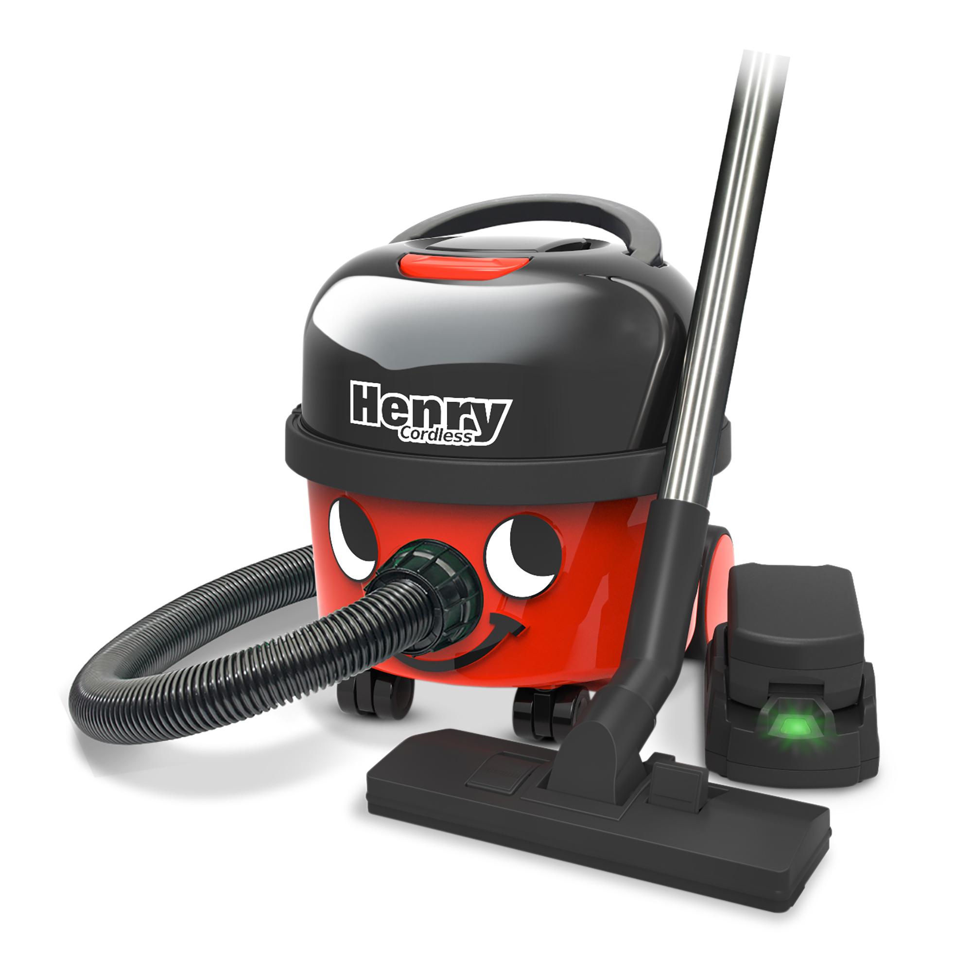 Numatic Cordless Henry Vacuum Cleaner 250W 6 Litre Capacity HVB160 Ref 907226