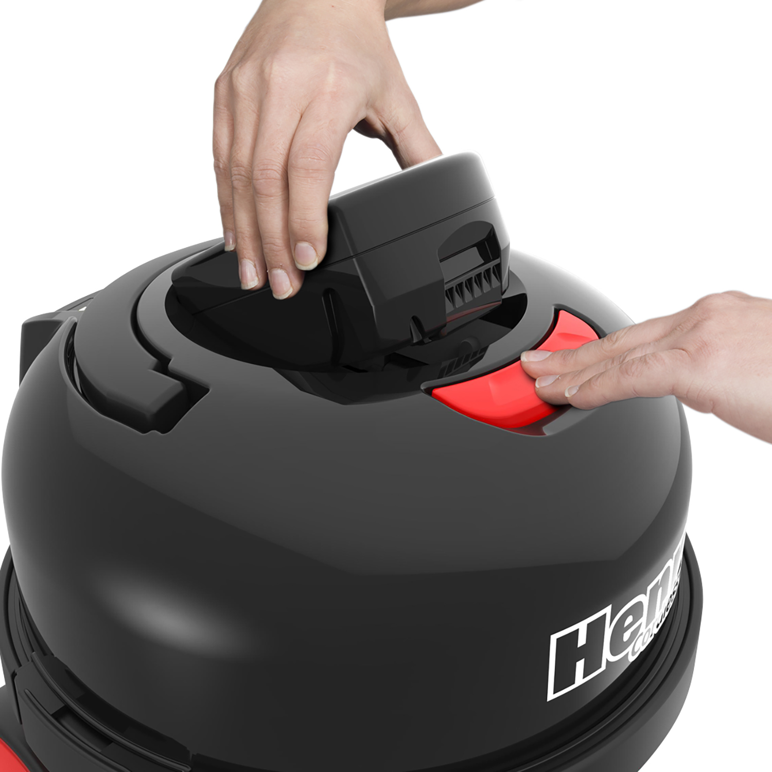 Numatic Cordless Henry Vacuum Cleaner 250W 6 Litre Capacity HVB160 Ref 907226