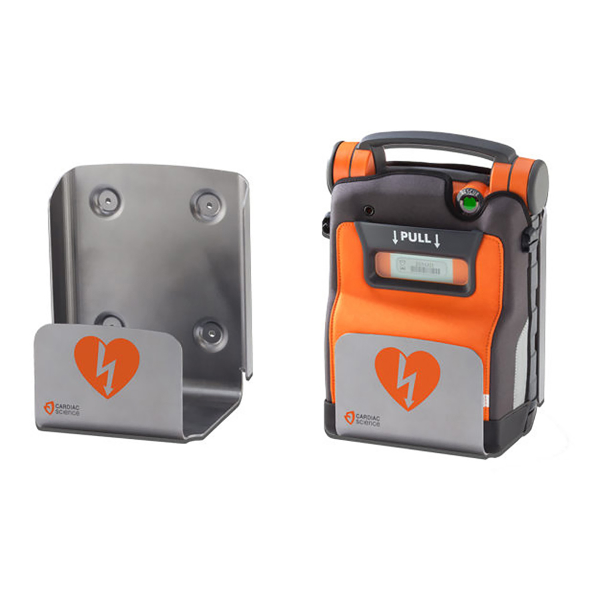 Cardiac Science G5 Metal Wall Sleeve Ref CM1207 Up to 7-10 Day Leadtime AED2019