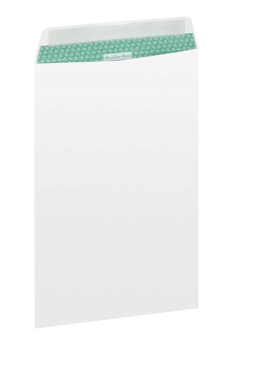 Image for Basildon Bond Envelopes Pocket Peel and Seal 120gsm White C4 [Pack 250]