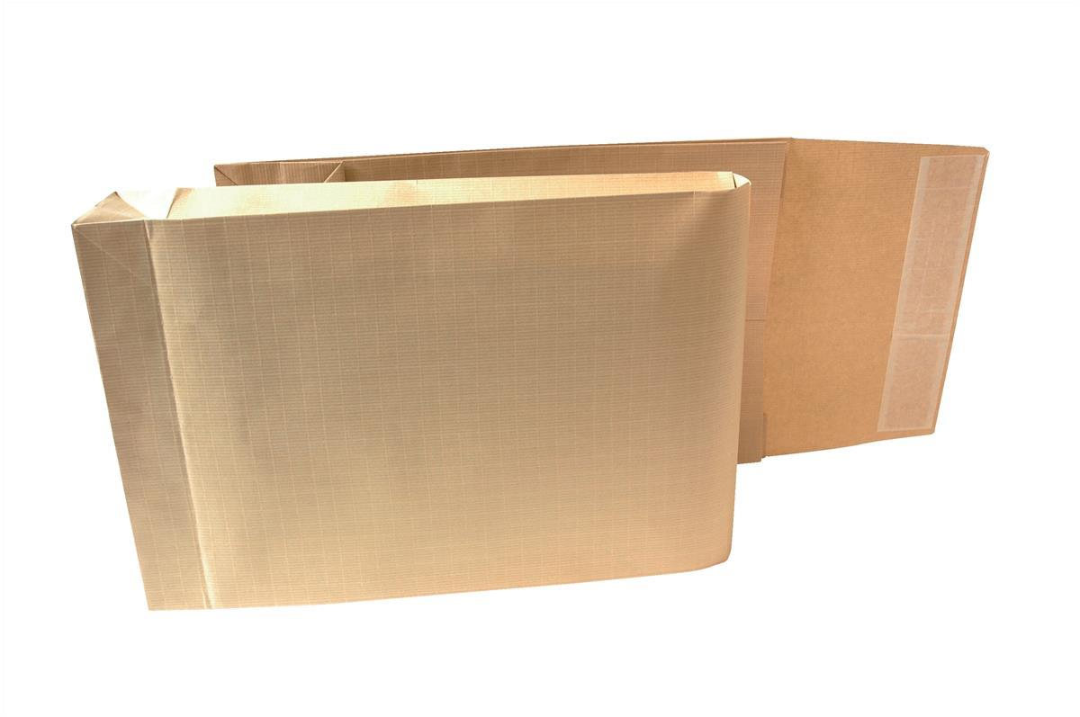 New Guardian Armour Envelopes Peel And Seal Gusset 50mm 130gsm Kraft Manilla 465x340mm [Pack 100]