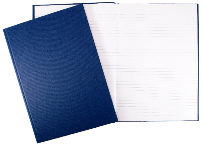 Image for Cambridge Manuscript Book Casebound 70gsm Ruled 190 Pages A4 Ref 100080492 [Pack 5]