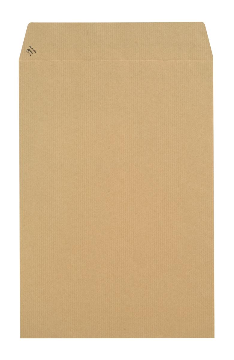Image for New Guardian Envelopes Heavyweight Pocket Peel and Seal Manilla 330x279mm [Pack 125]