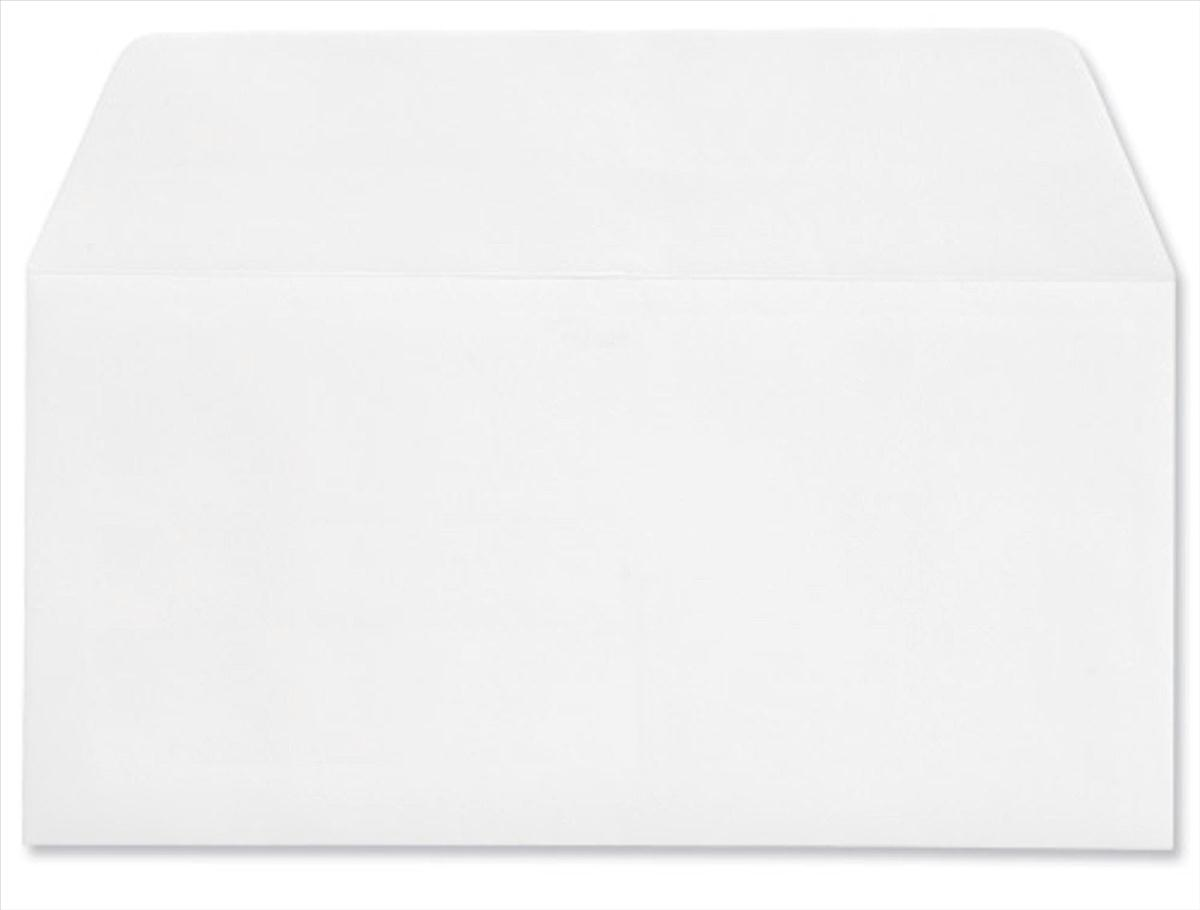Image for Croxley Script Envelopes Wallet Peal and Seal Pure White DL [Pack 500]