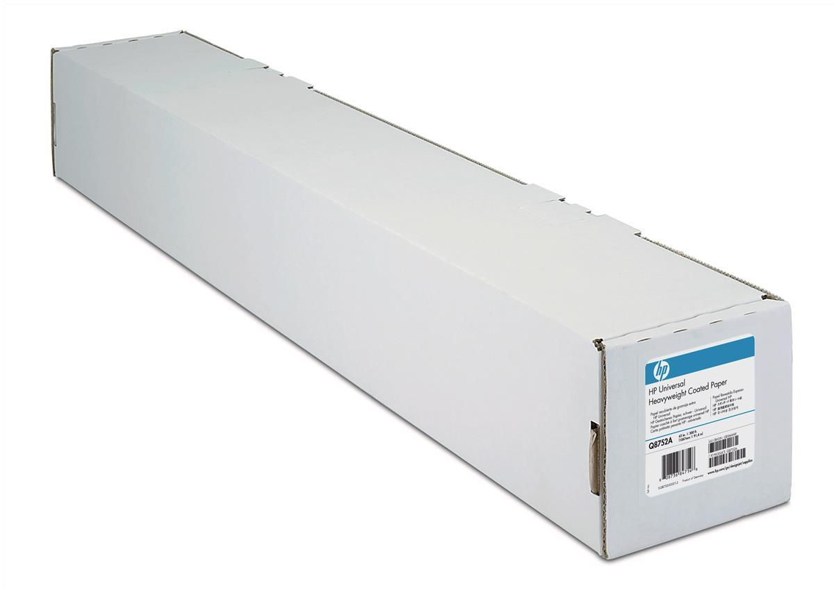 Image for Hewlett Packard [HP] Coated Paper Roll 90gsm 841mm x 45.7m White Ref Q1441A