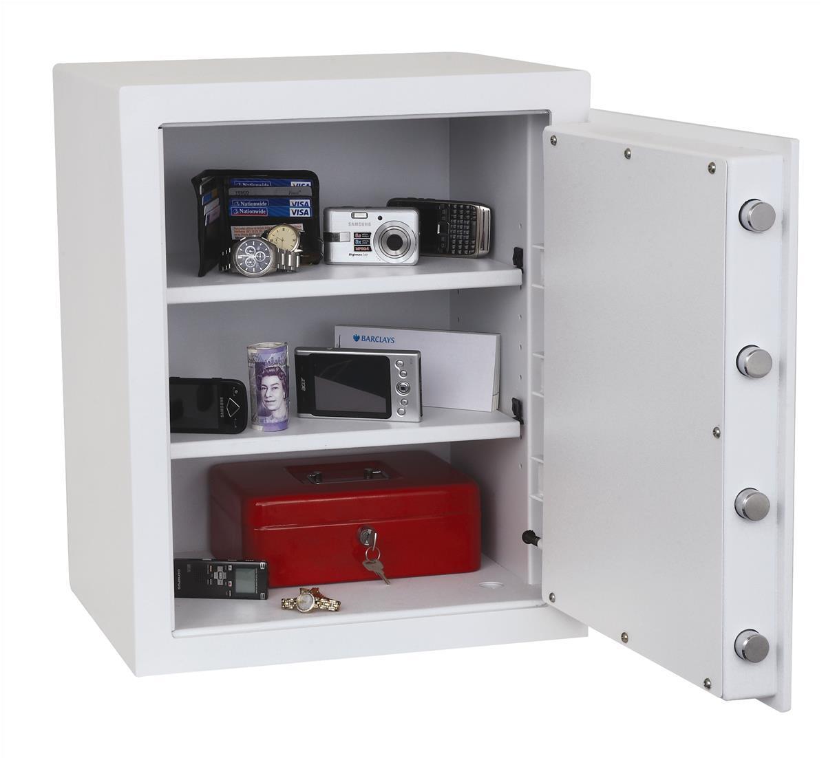 Phoenix Fortress High Security Safe Key Lock 42L Capacity 37kg W450xD350xH550mm Ref SS1183K