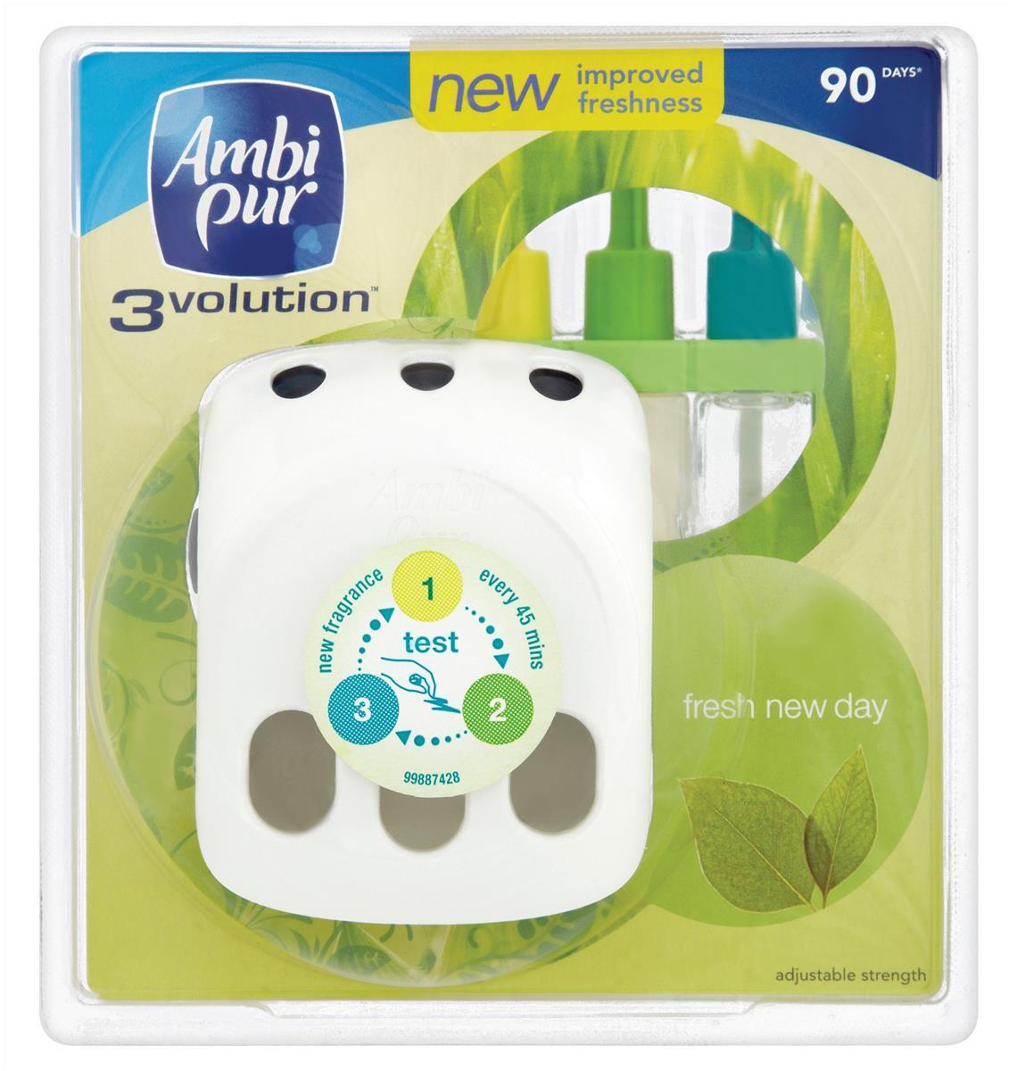 Image for Ambi Pur 3volution Fragrance Unit Device Only Ref 95535