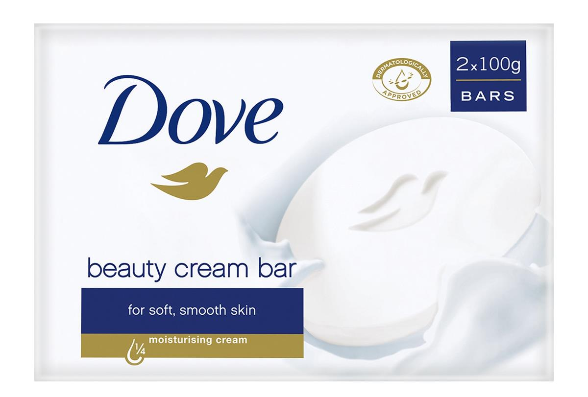 Dove Bar Cream Ref 89214 [Pack 2]