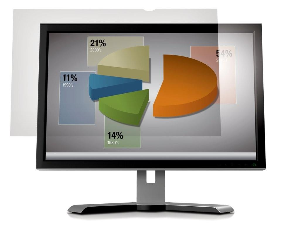 Image for 3M Anti-Glare Privacy Filter 20 inch Ref AG200W9B