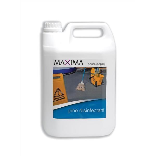 Maxima Pine Disinfectant 5Ltr Pk2 Ref 1014108 [Pack 2]