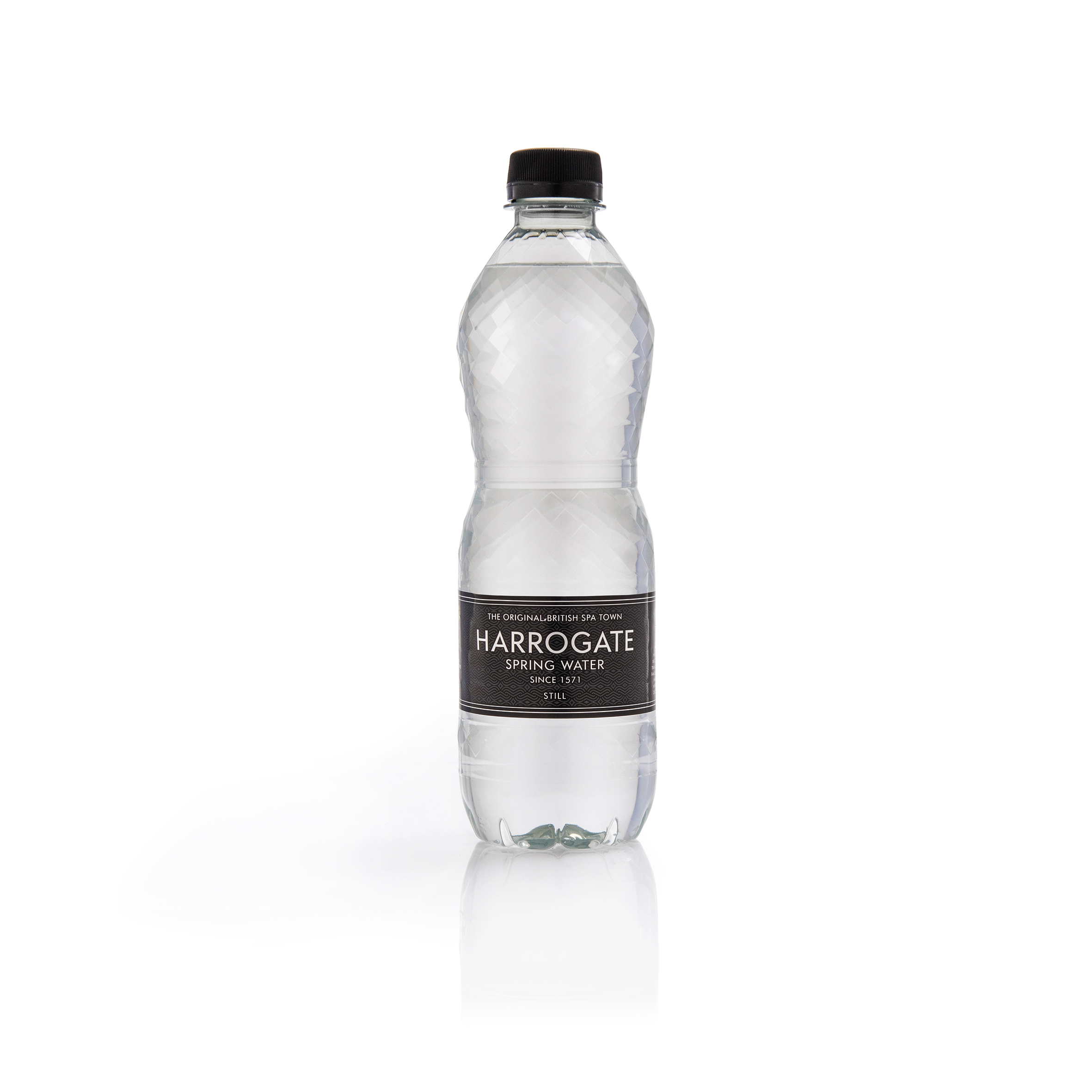 Cold Drinks Harrogate Still Water Plastic Bottle 500ml Ref P500241S [Pack 24]