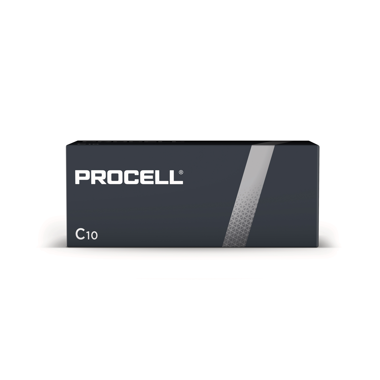 Duracell Industrial Battery Alkaline 1.5V C Ref 81451925 Pack 10