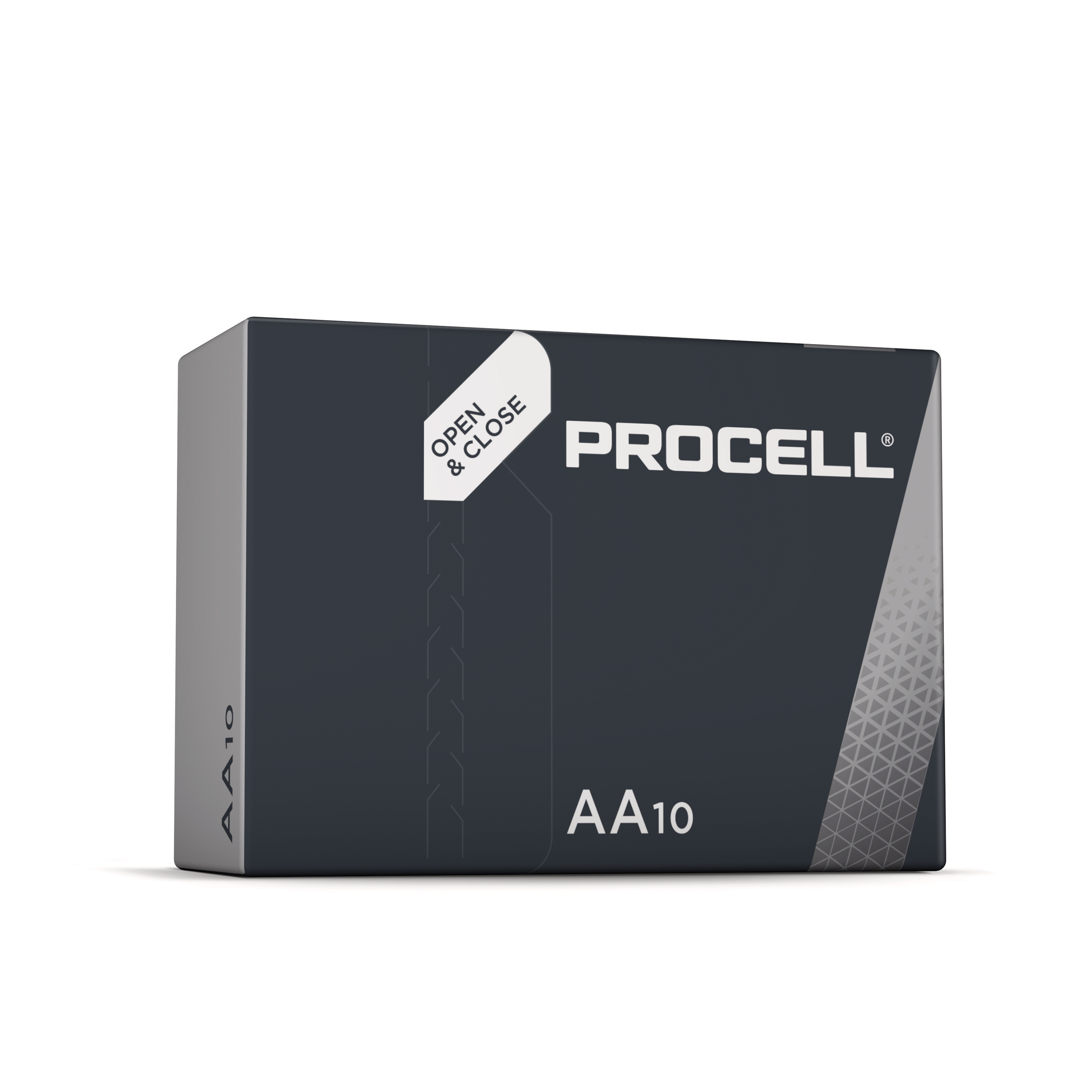 Duracell Procell Battery Alkaline 1.5V AA Ref 5007616 [Pack 10]