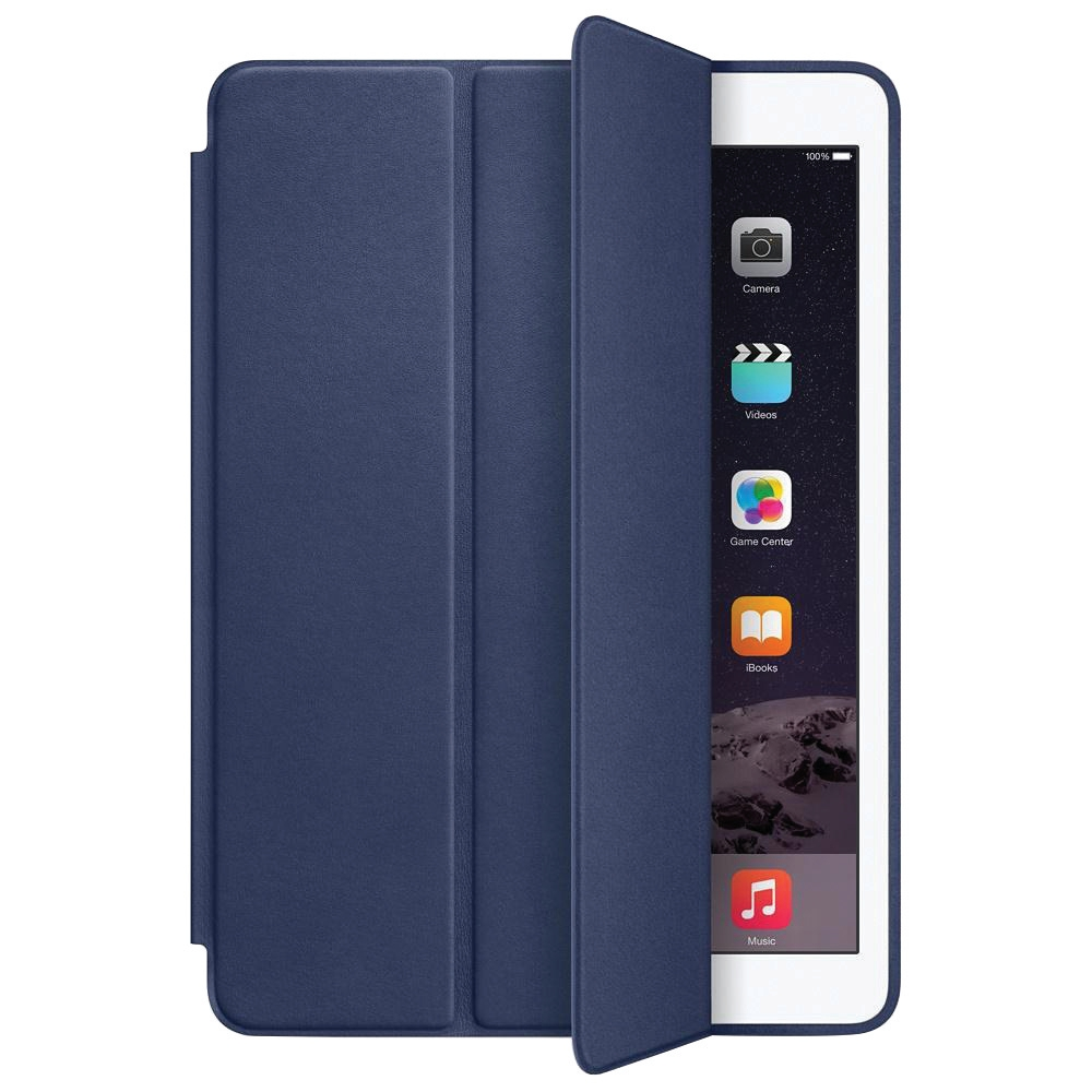 Image for Apple iPad Air 2 Smart Case Midnight Blue Ref MGTT2ZM/A