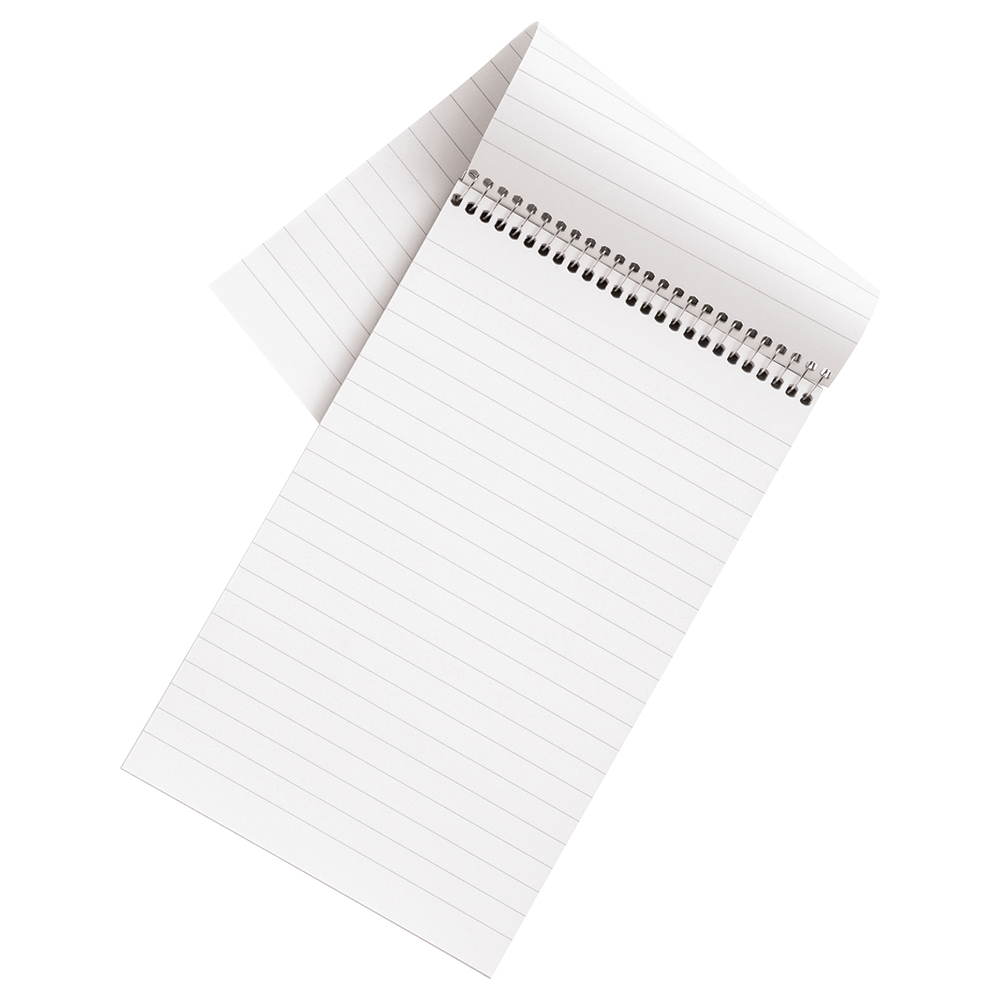 Image for Business Eco Shorthand Notebook 80 Sheets 127x200 [Pack 10]