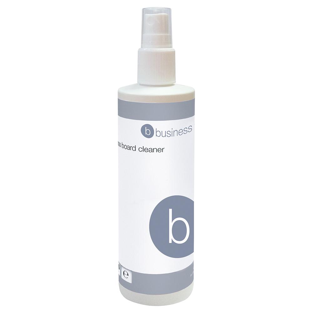 Business Glass Board Cleaner Non-flammable Lemon Fragrance 250ml