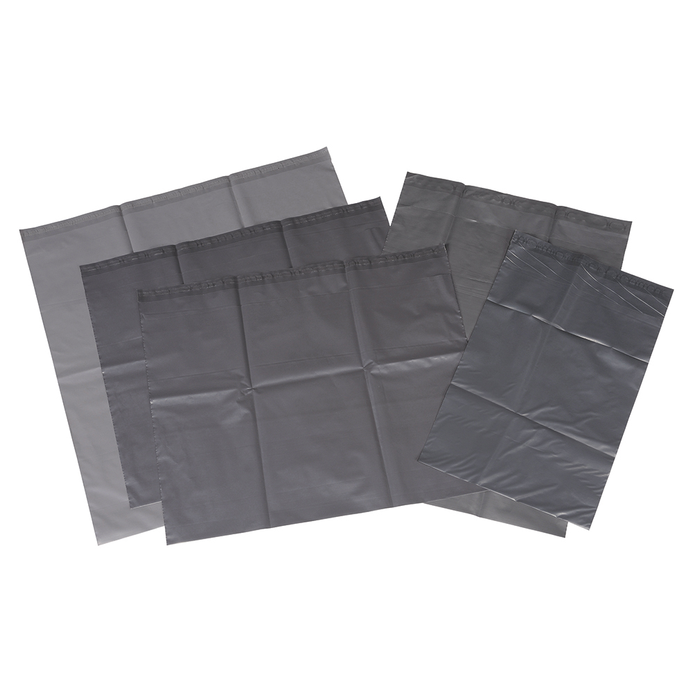 Image for Business Premium Envelopes Extra Strong Waterproof Polythene Peel & Seal Opaque 440x330mm [Pack 100]