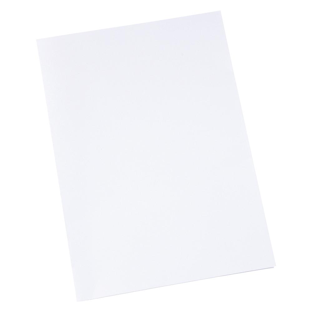 Image for Business Corporate Presentation Folder A4 Matt White [Pack 50]