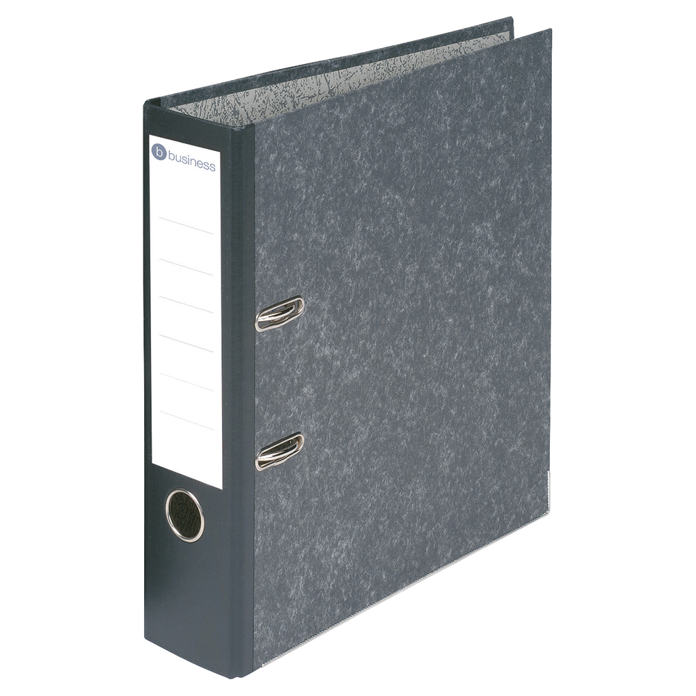 Image for Business Eco Lever Arch File A4 Recycled Cloud