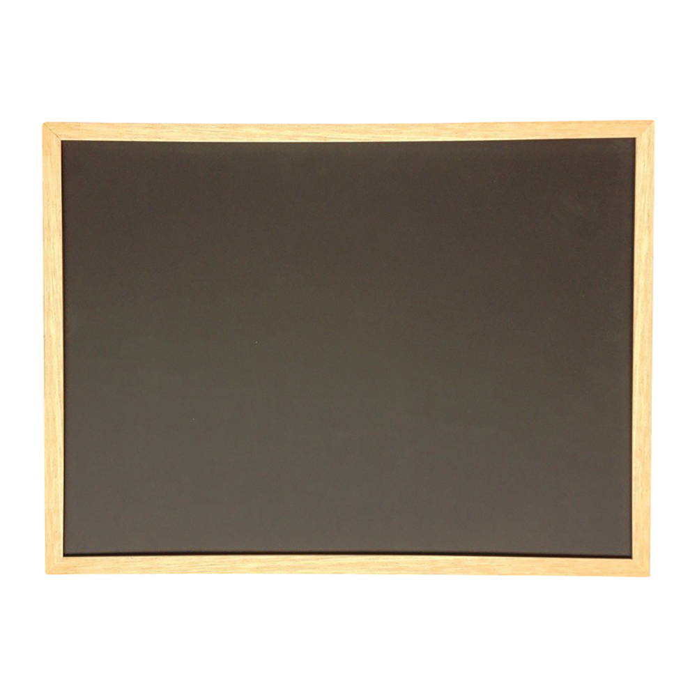 Business Chalkboard Wooden Frame W900xH600mm