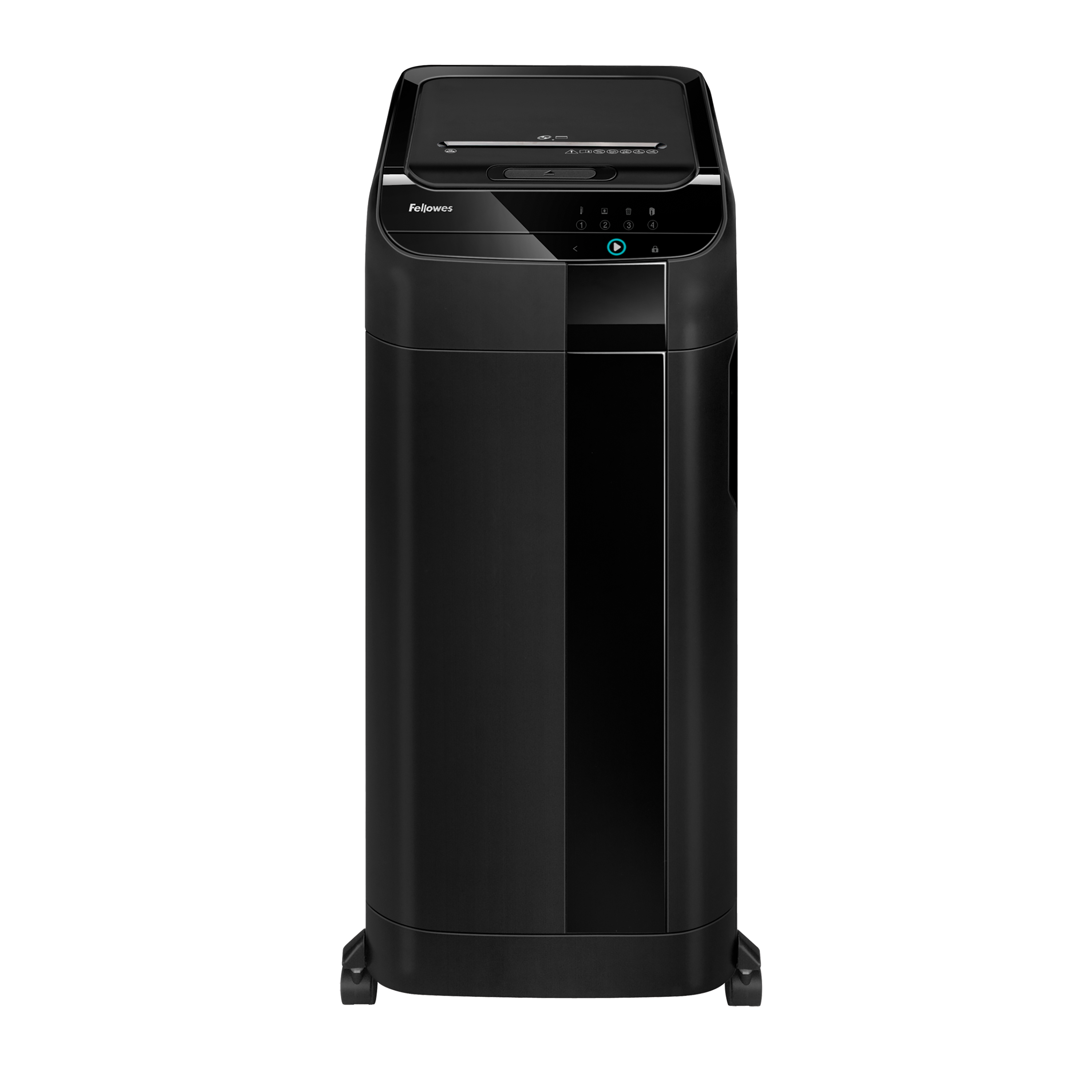 Paper Shredders Fellowes AutoMax 600M Shredder Micro Cut P-5 Ref 4657401
