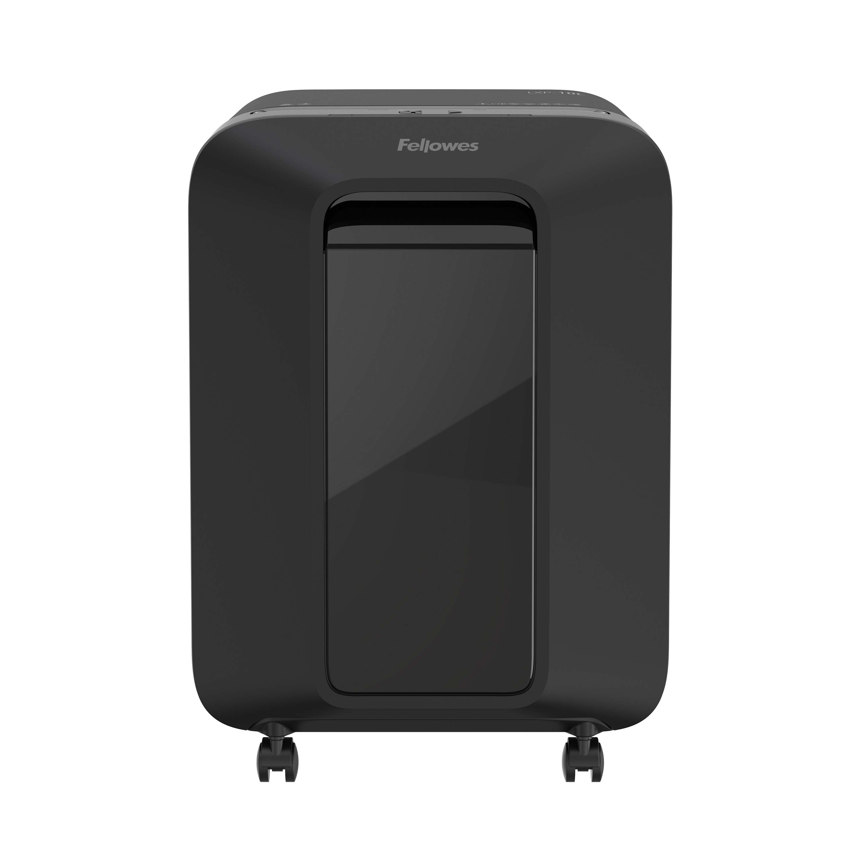 Paper Shredders Fellowes LX201 Shredder Micro Cut P-5 Black Ref 5160101