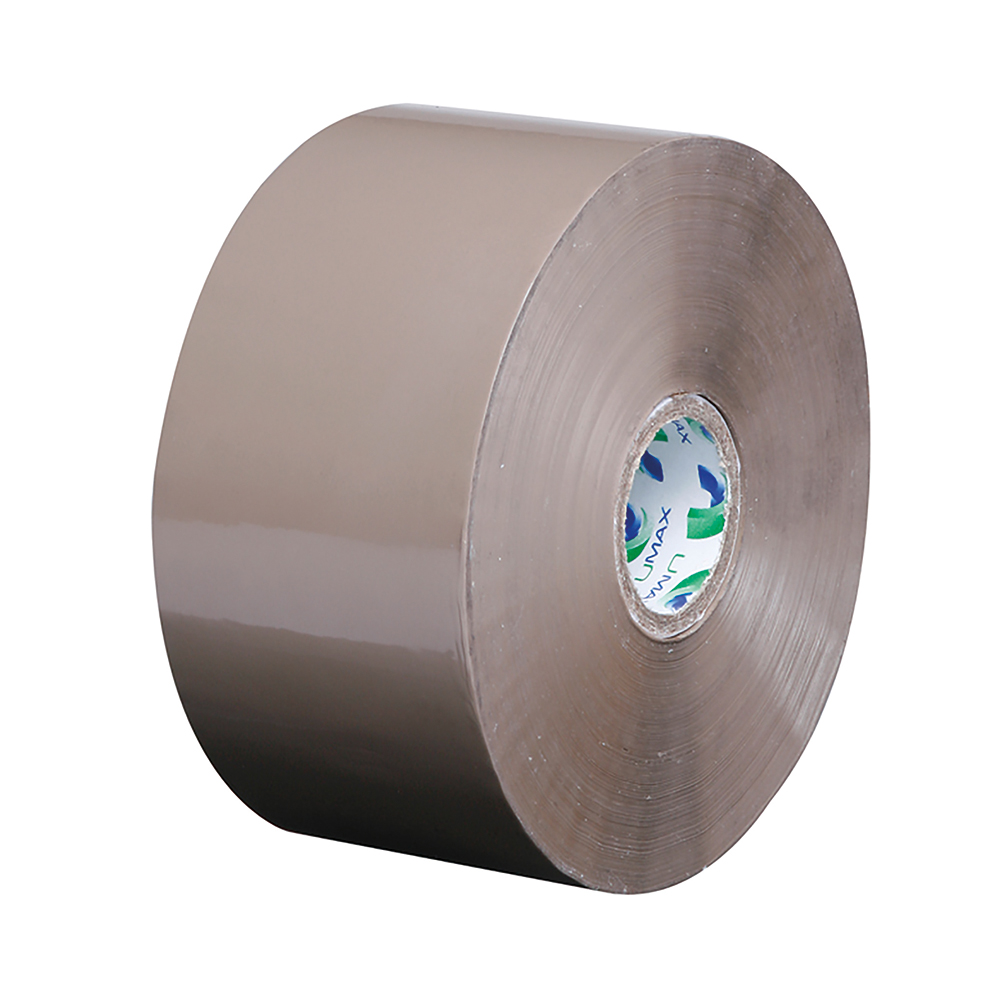Image for XL Packing Tape 48mm x 150m Brown [Pack 6]