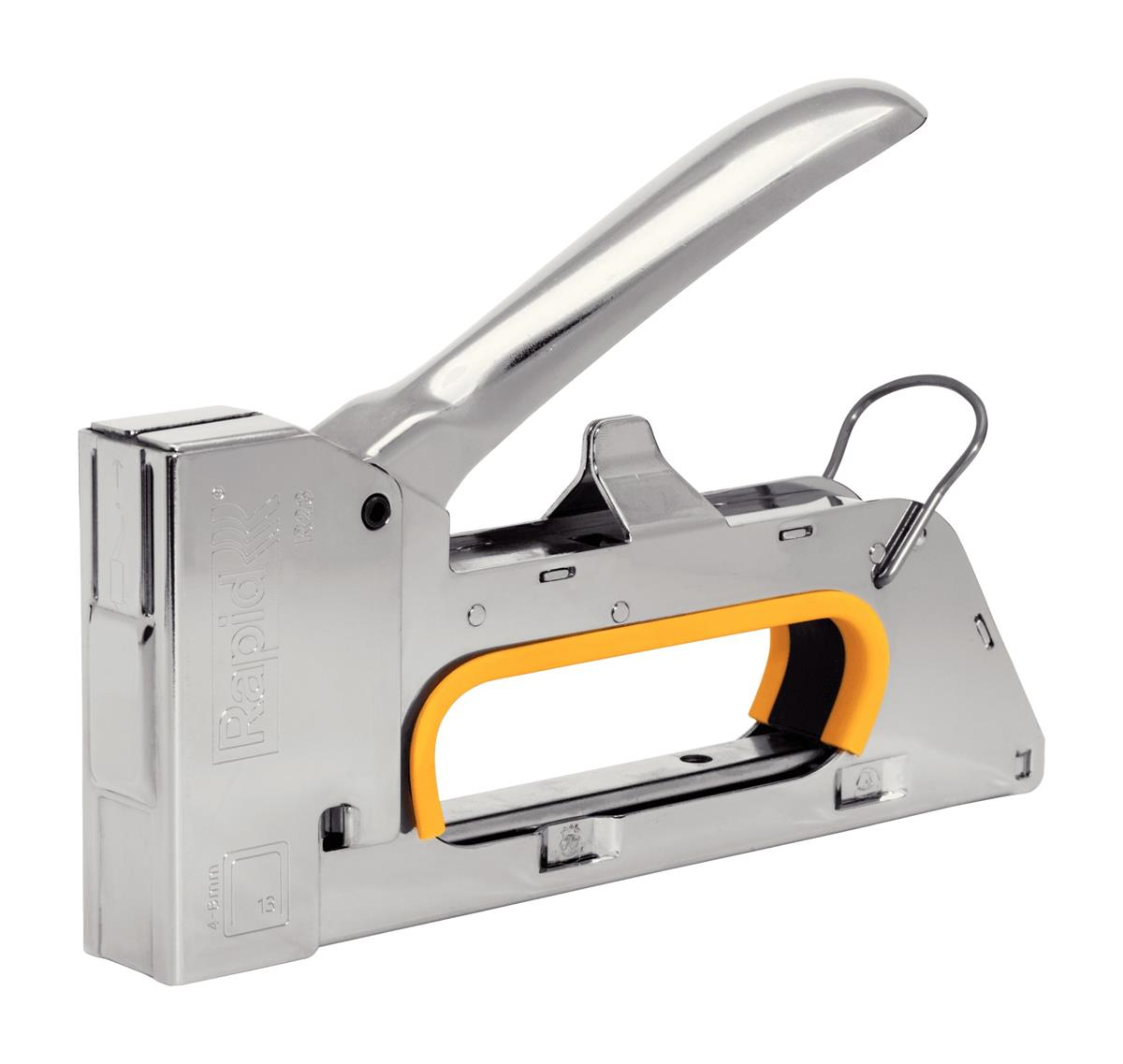 Image for Rapid R23 Heady Duty Staple Gun Metal Ref 10600521