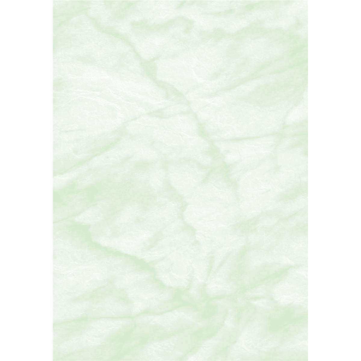 A4 Marble Paper for Laser and Inkjet Printers 90gsm A4 Green 100 Sheets