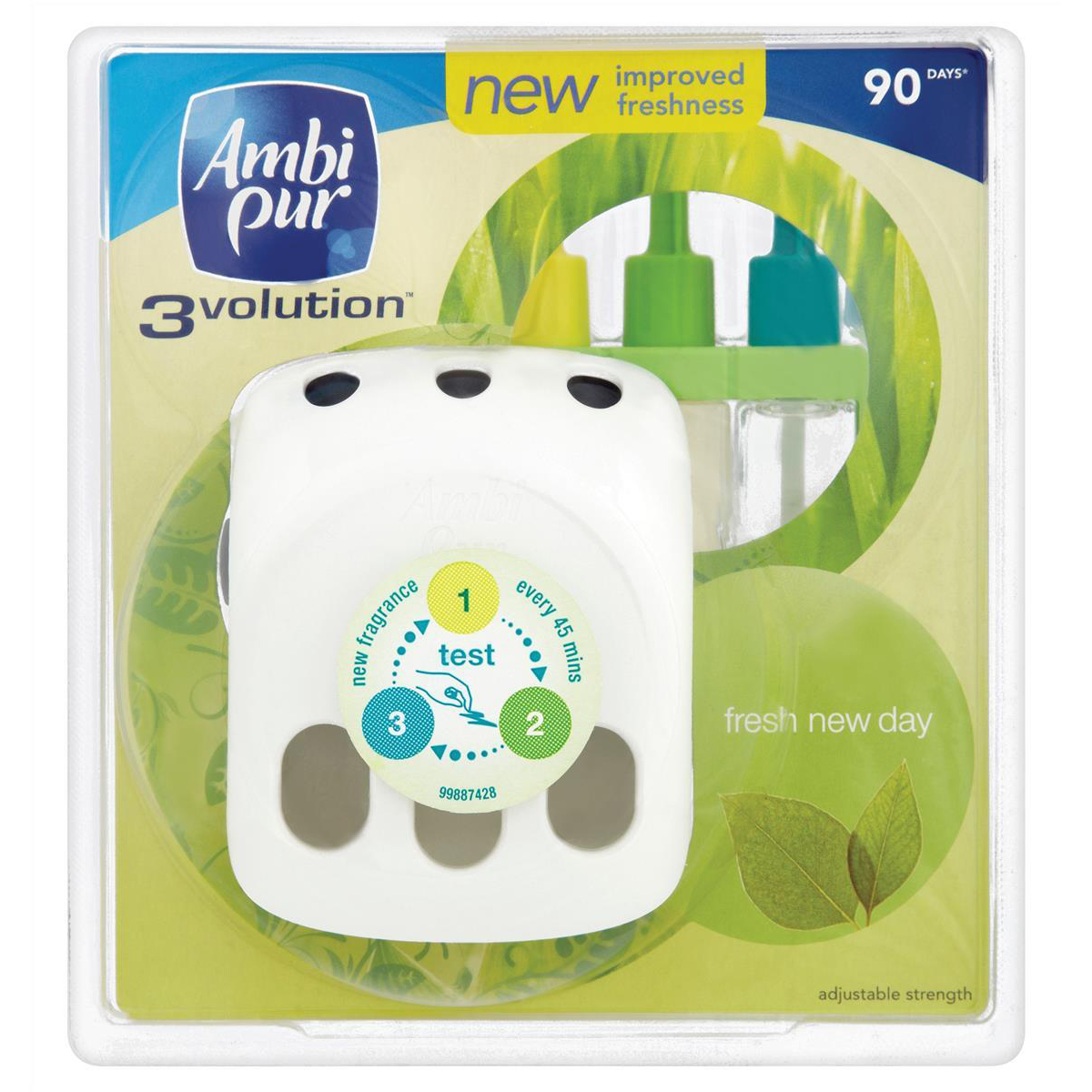 Air Freshener Ambi Pur 3volution Fragrance Unit Device Only Ref 95535