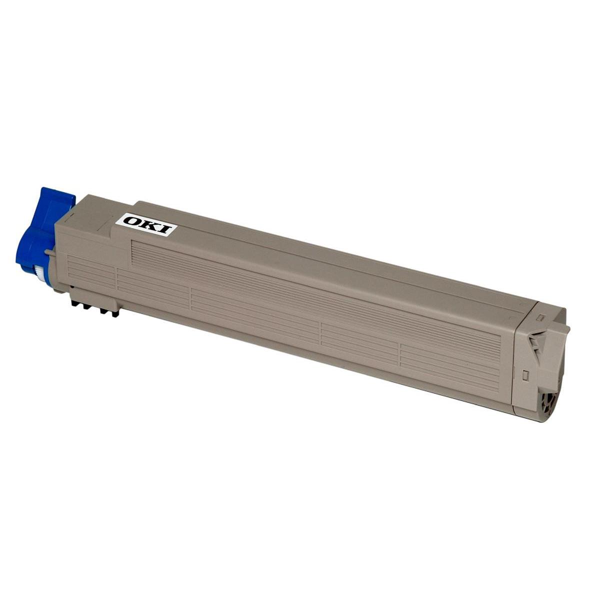 OKI Laser Toner Cartridge Page Life 15000pp Magenta Ref 42918914
